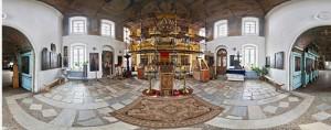 Основной зал - Церковь Сретения Господня